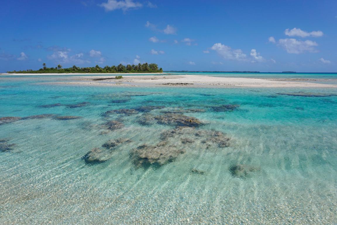L'archipel des Tuamotu