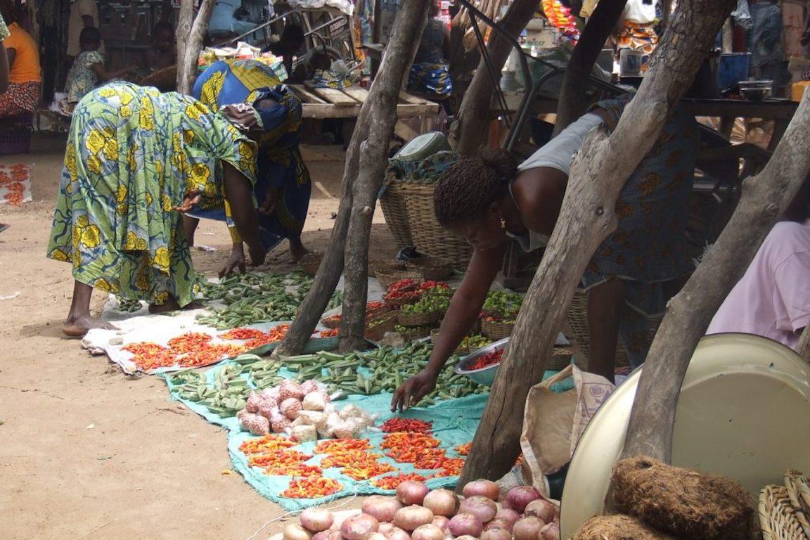 Bénin marché