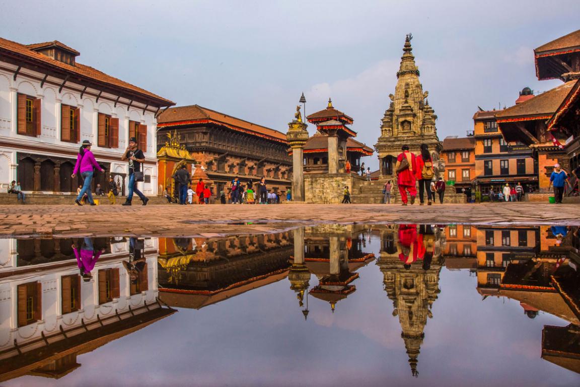 Bhaktapur ©Bertrand Linet