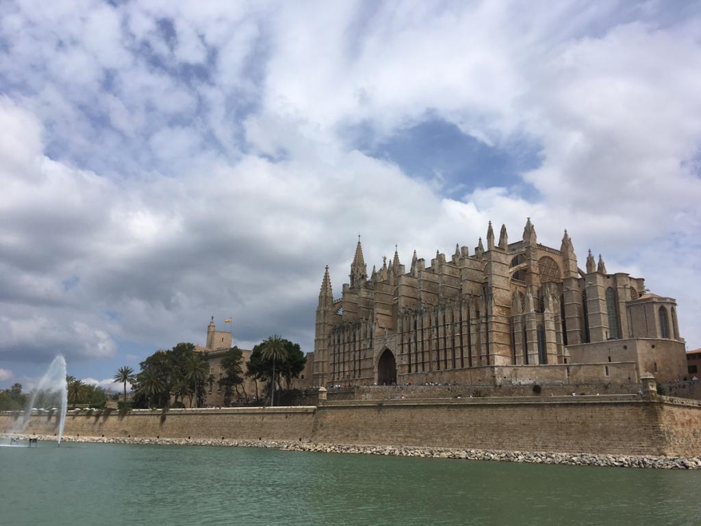 Cathédrale de Palma ©I.Gressier