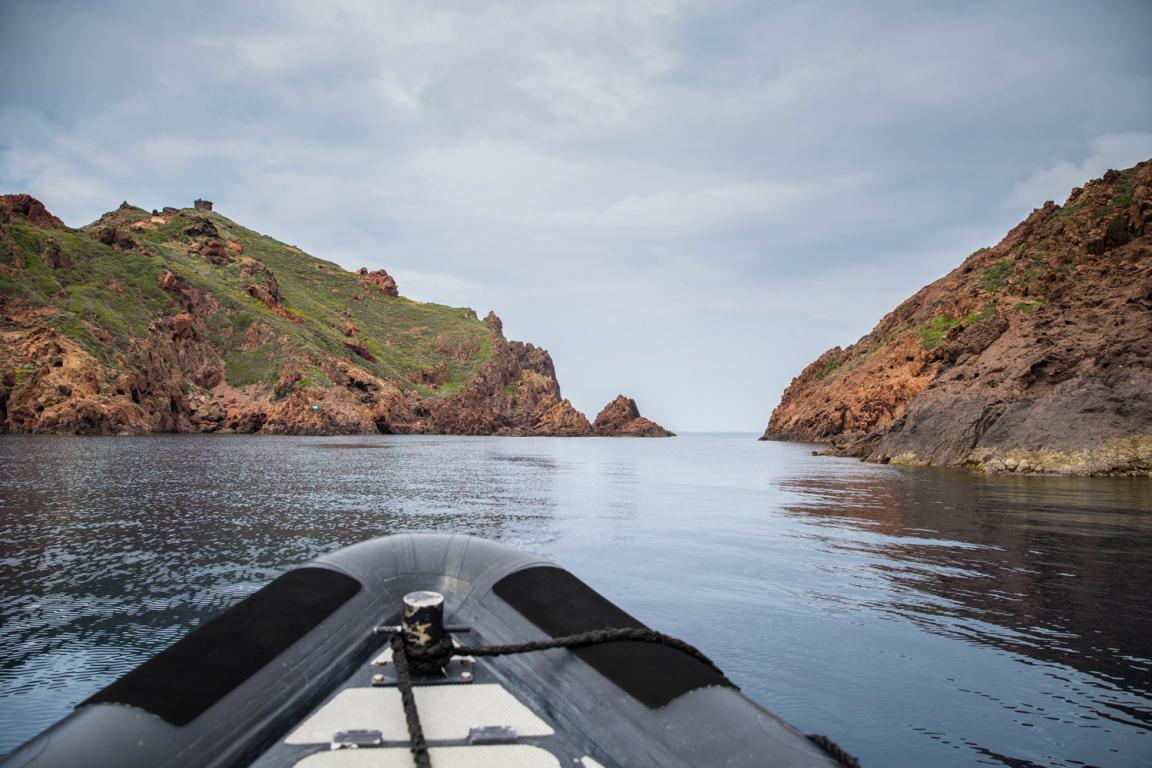 Réserve naturelle de Scandola, Corse