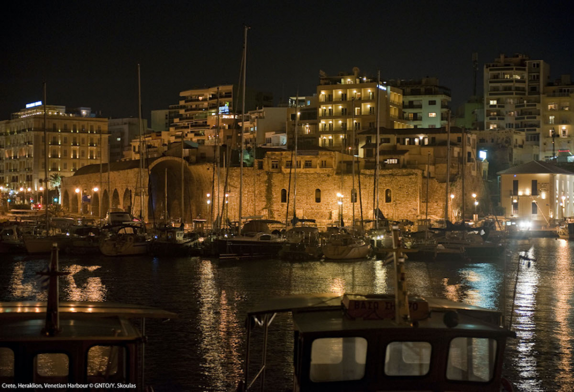 Crète Heraklion