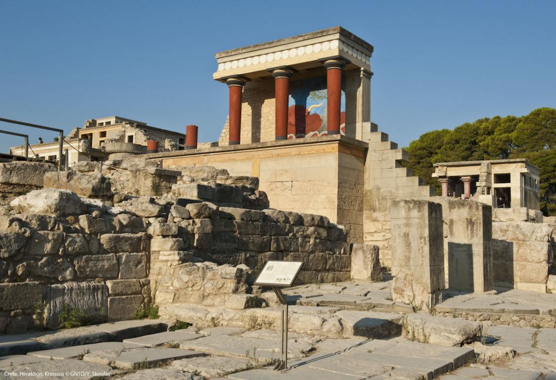 Crète Knossos