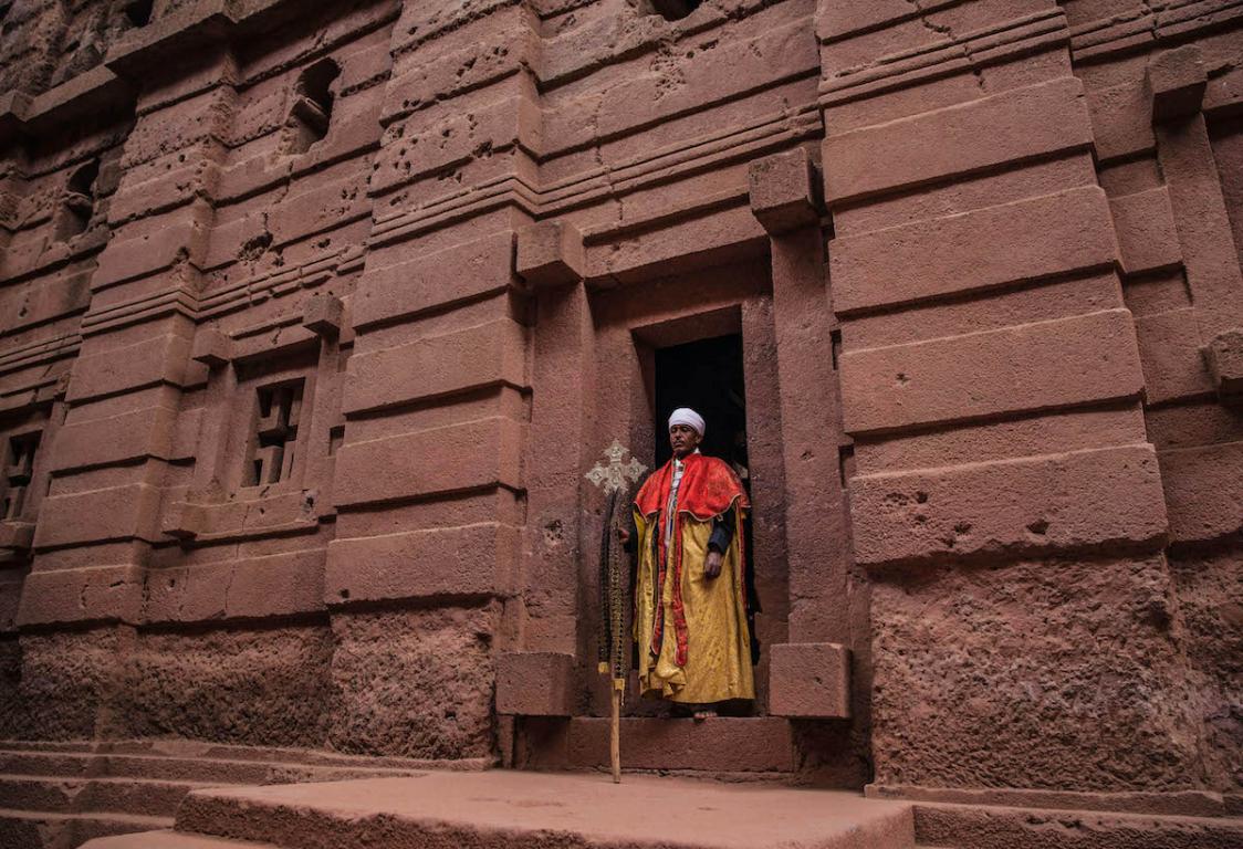 Éthiopie Lalibela 1