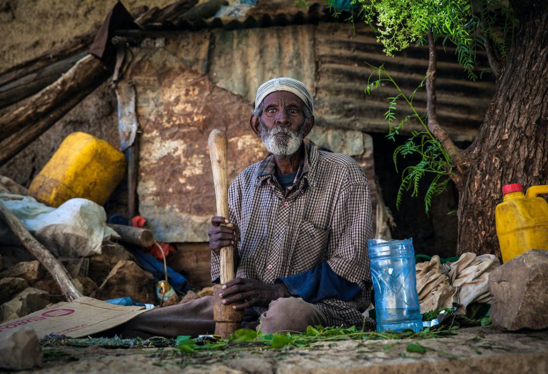 Éthiopie Khat
