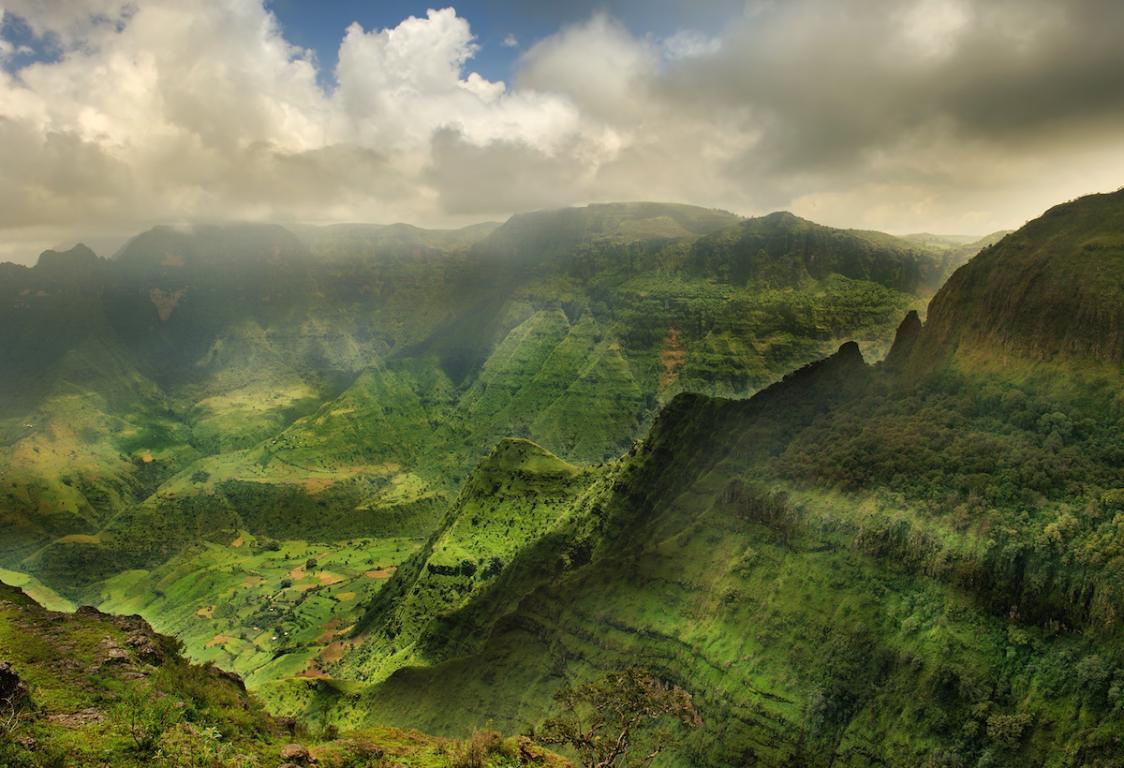 Éthiopie Simien
