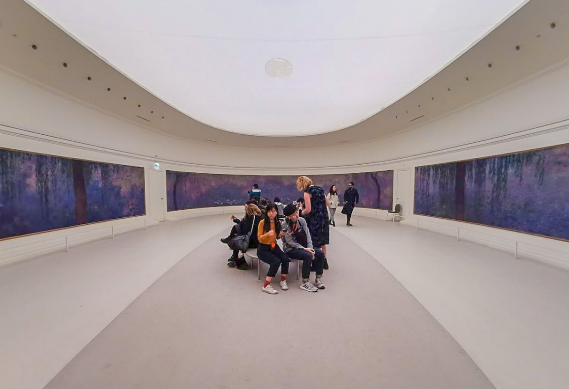 Impressionnistes Musée de l'Orangerie
