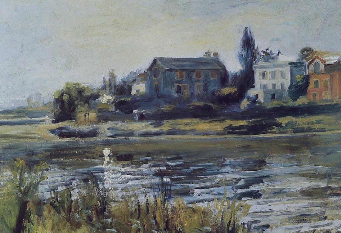 Impressionnistes L'île de Chatou