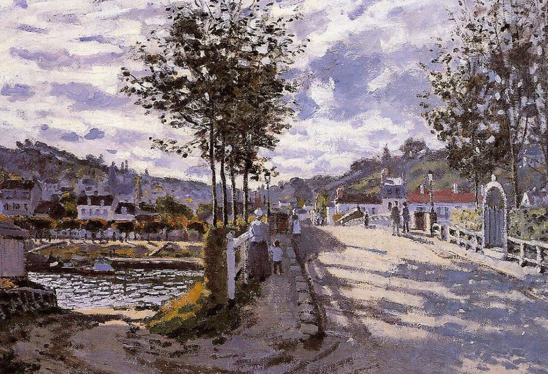 Impressionnistes Bougival