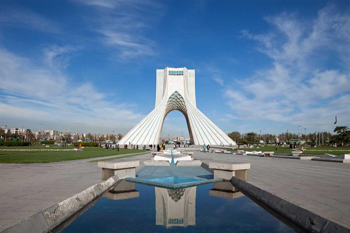 Iran Teheran 2