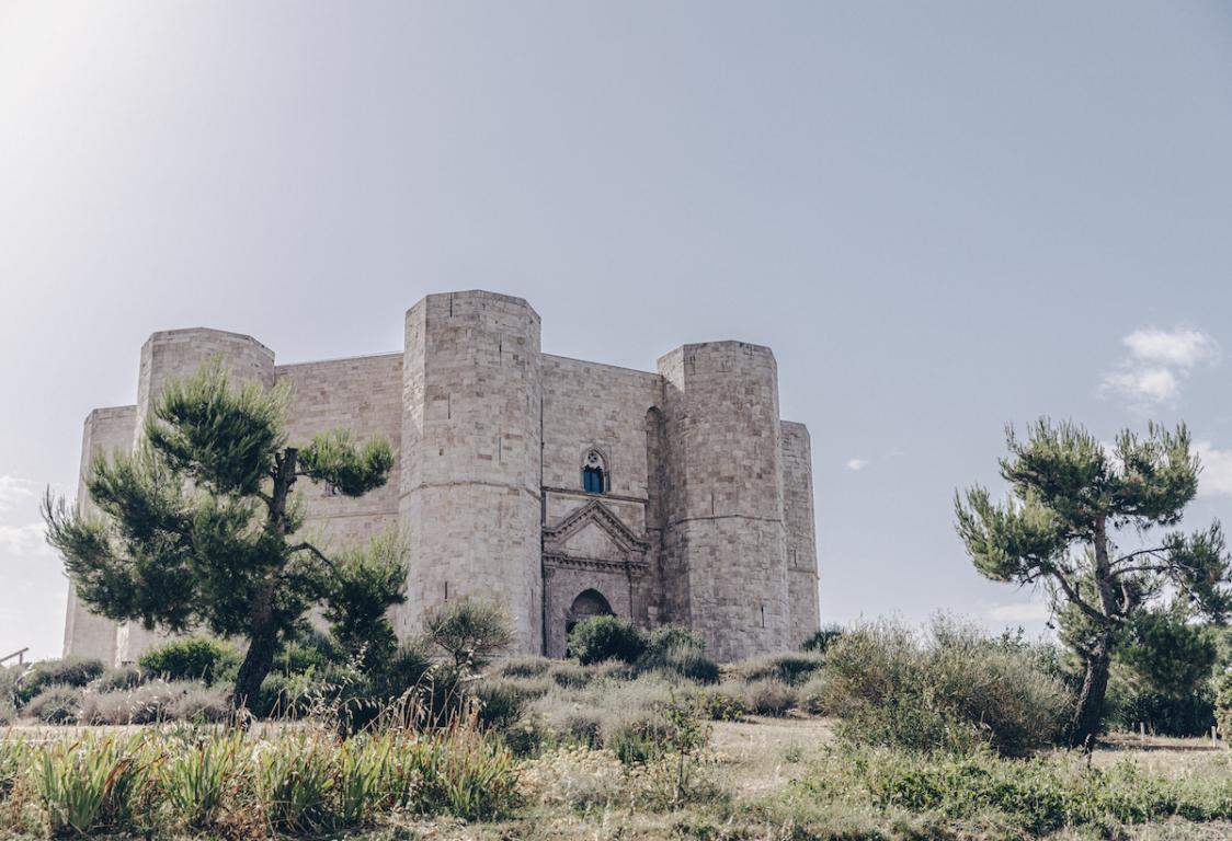 Italie Pouilles Castel Del Monte