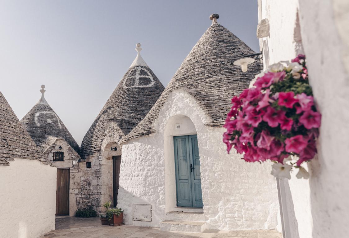 Italie Pouilles Alberobello