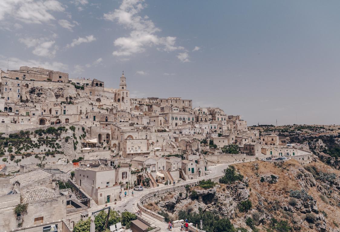 Italie Pouilles Matera