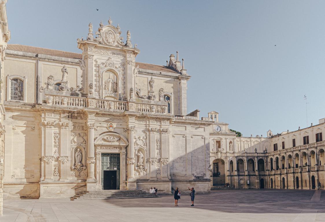 Italie Pouilles Lecce