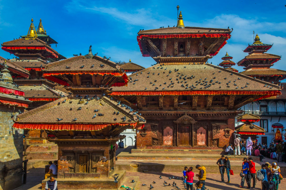 Katmandou ©Bertrand Linet