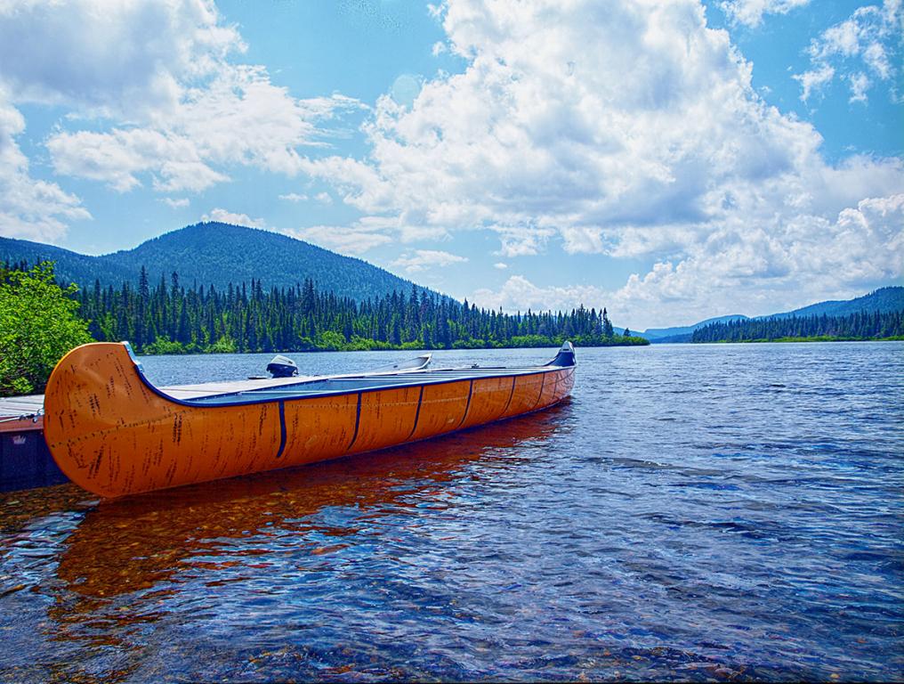 Québec - Lac Cascapedia