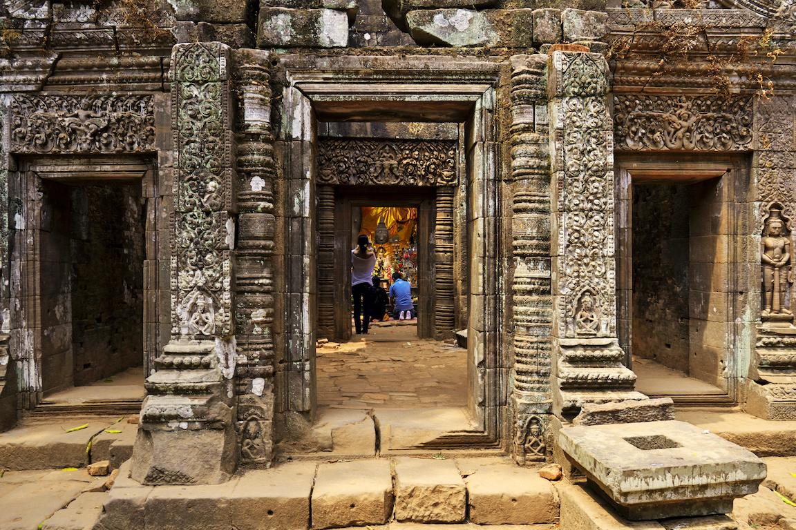 Laos Wat Phou