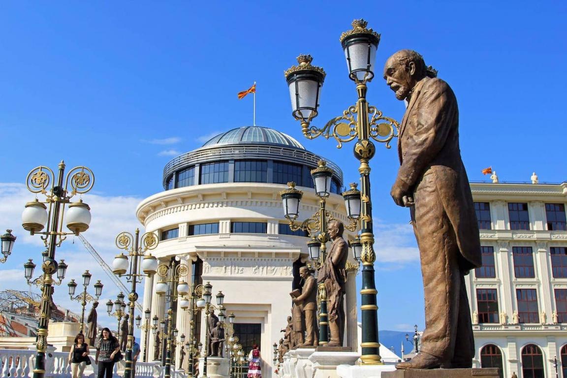 Macédoine Skopje