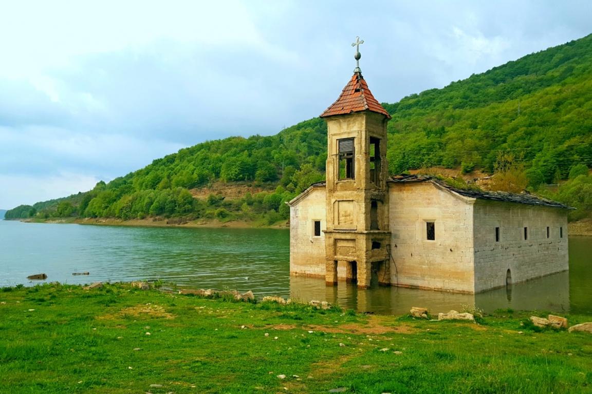 Macédoine Mavrovo