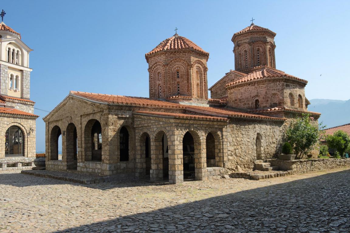 Macédoine Sveti Naum