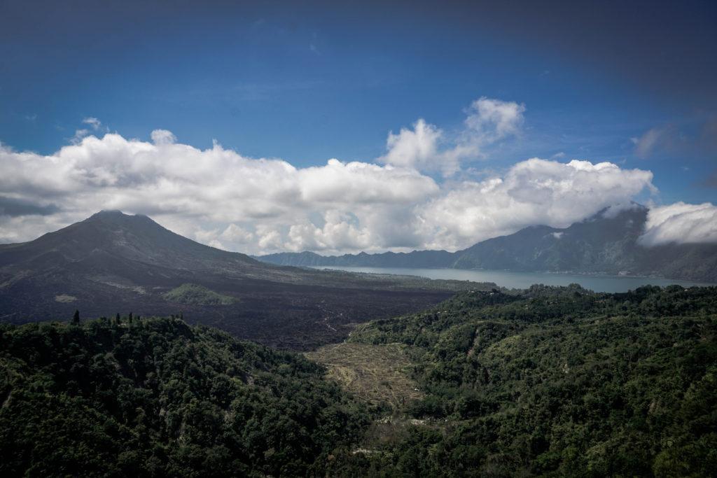 Vue sur le Batur ©Sophie Squillace