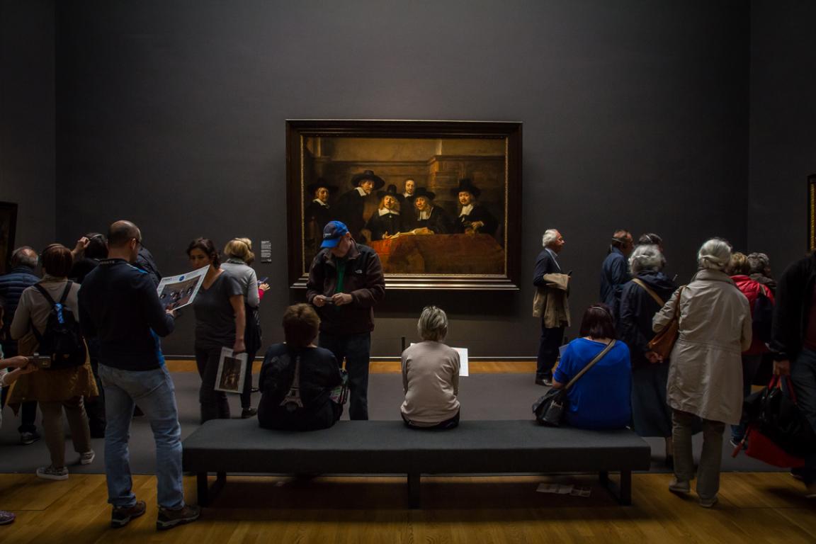 Amsterdam renferme de nombreux musées ©B.Cappronnier