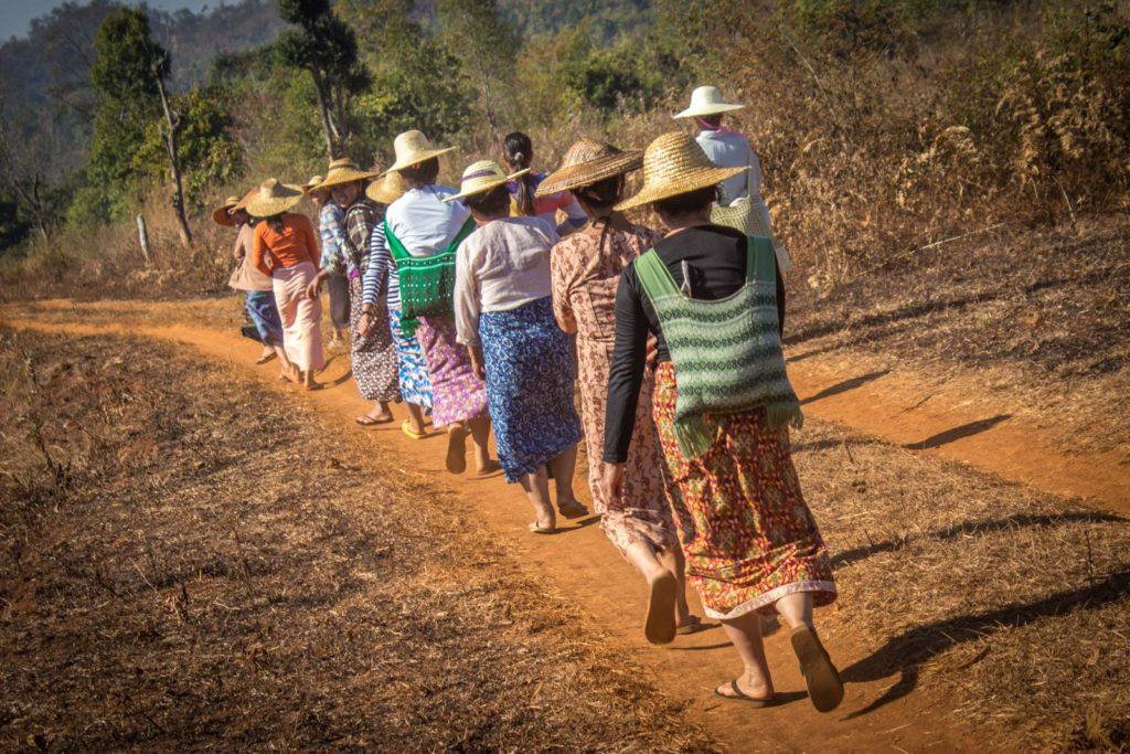 Le pays Shan en Birmanie ©Time Travel Turtle