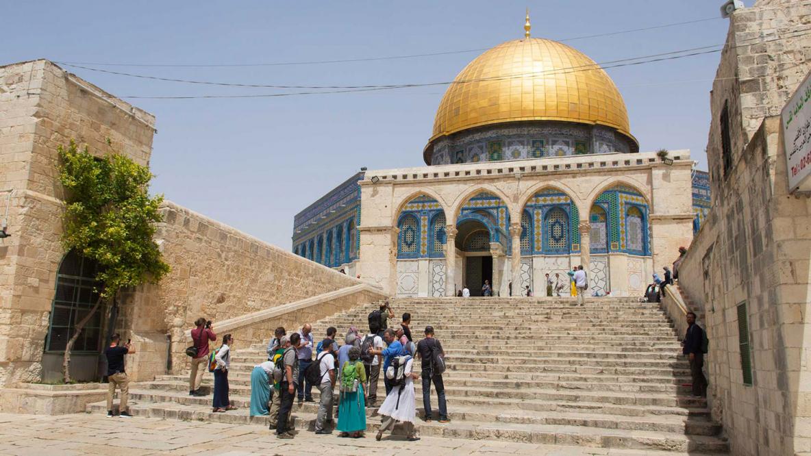 Mosquée El Aqsa de Jérusalem © Florie Thielin