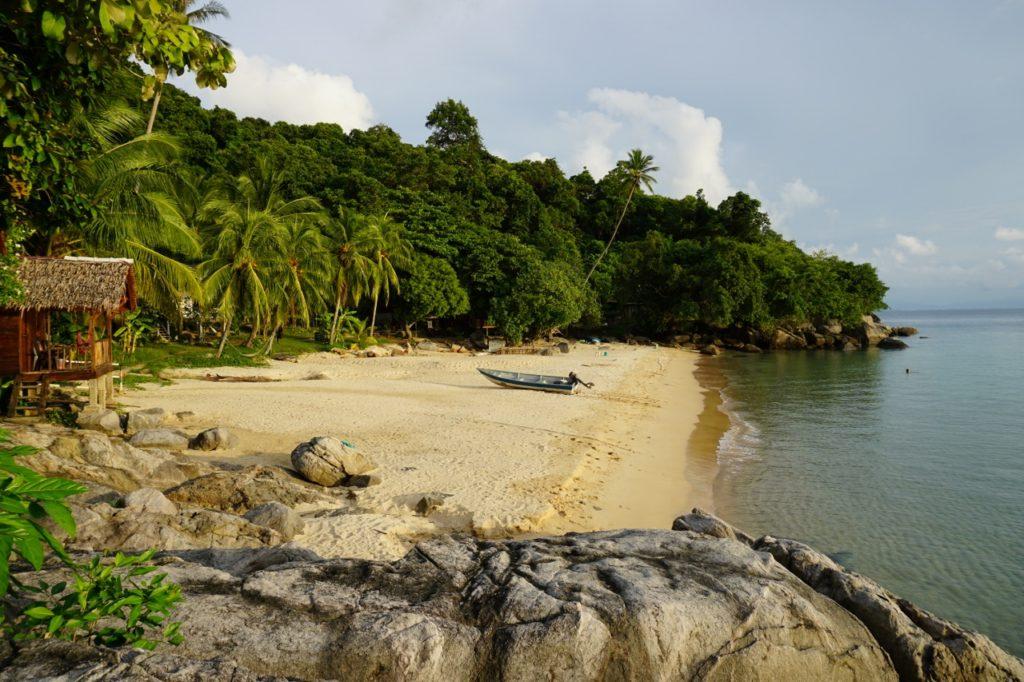 Les îles Perhentian en Malaisie ©S.Squillace