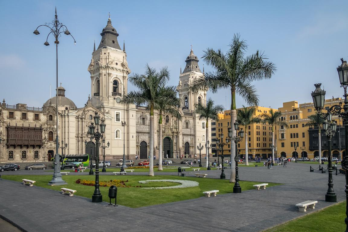 Pérou Lima
