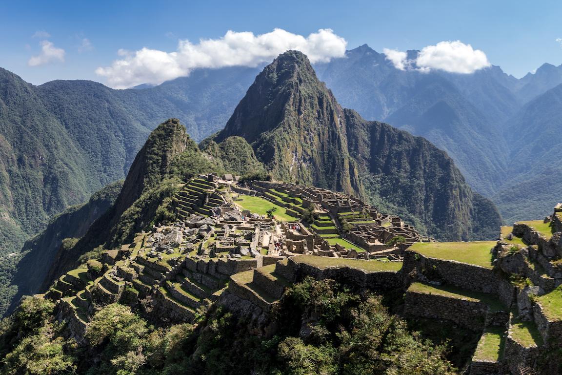 Pérou Machu Picchu