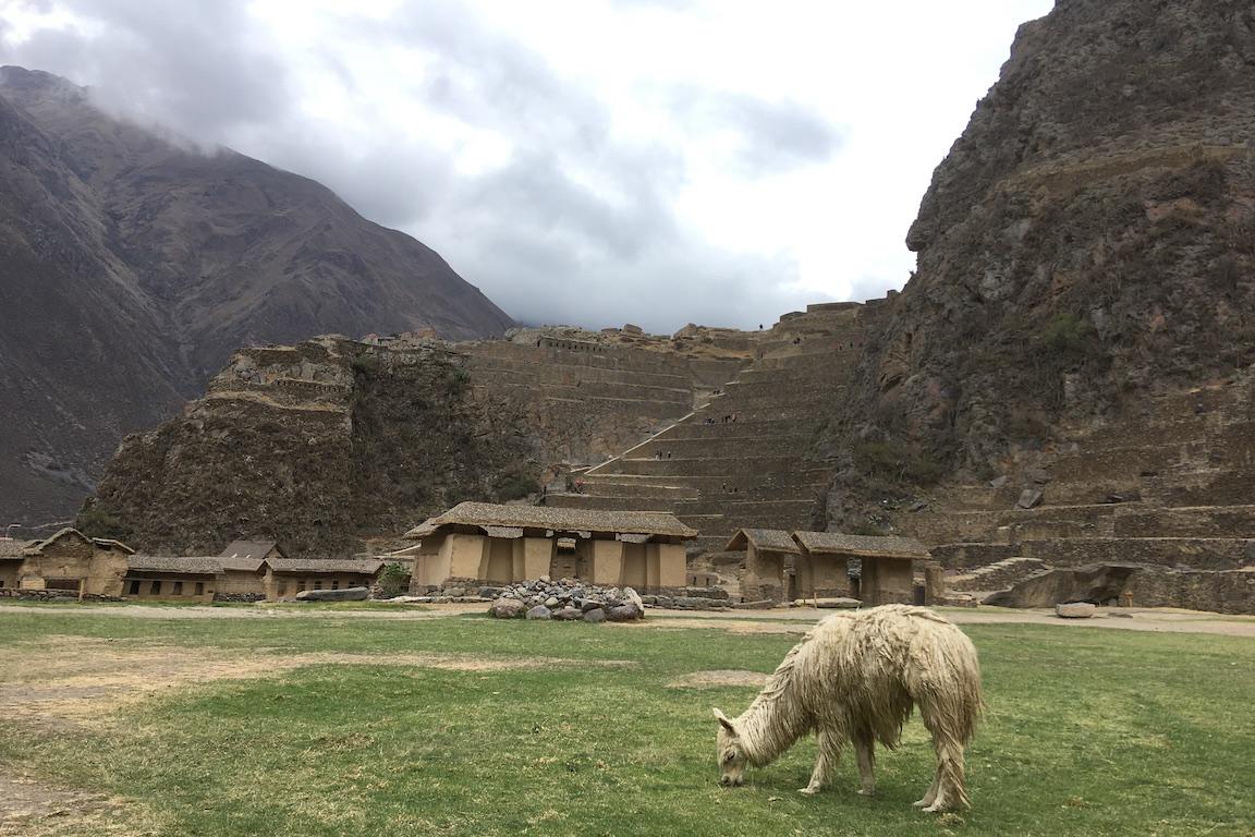 Pérou Ollantaytambo ©Ingrid Gressier