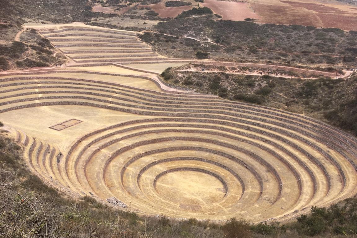 Pérou Moray ©Ingrid Gressier