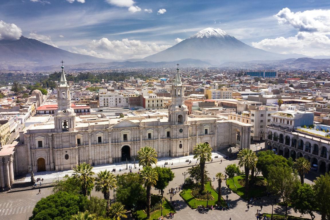 Pérou Arequipa