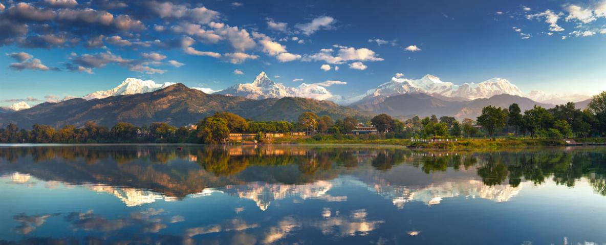 Pokhara ©Bertrand Linet