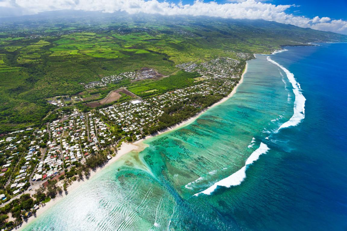 La Réunion île
