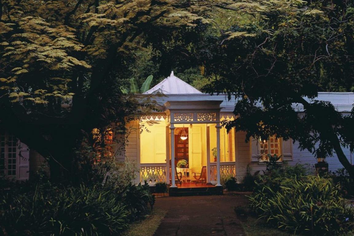 La Réunion architecture