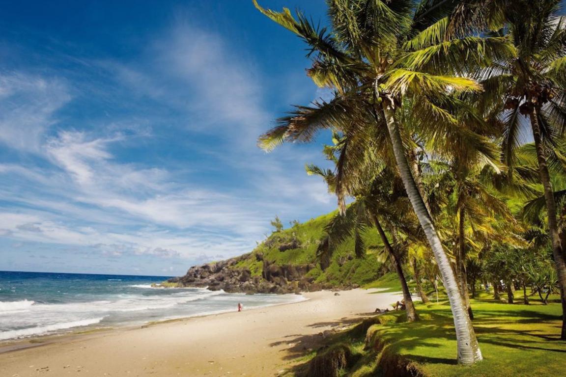La Réunion plage