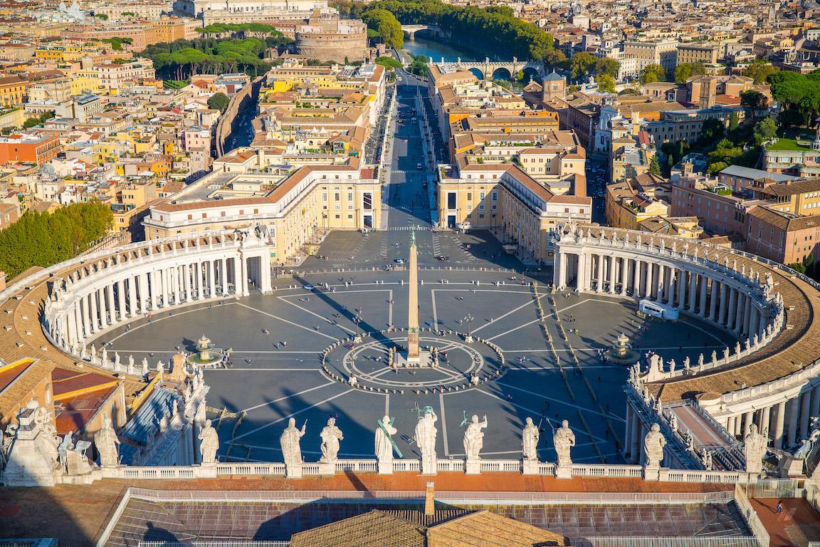 Rome basilique Saint-Pierre