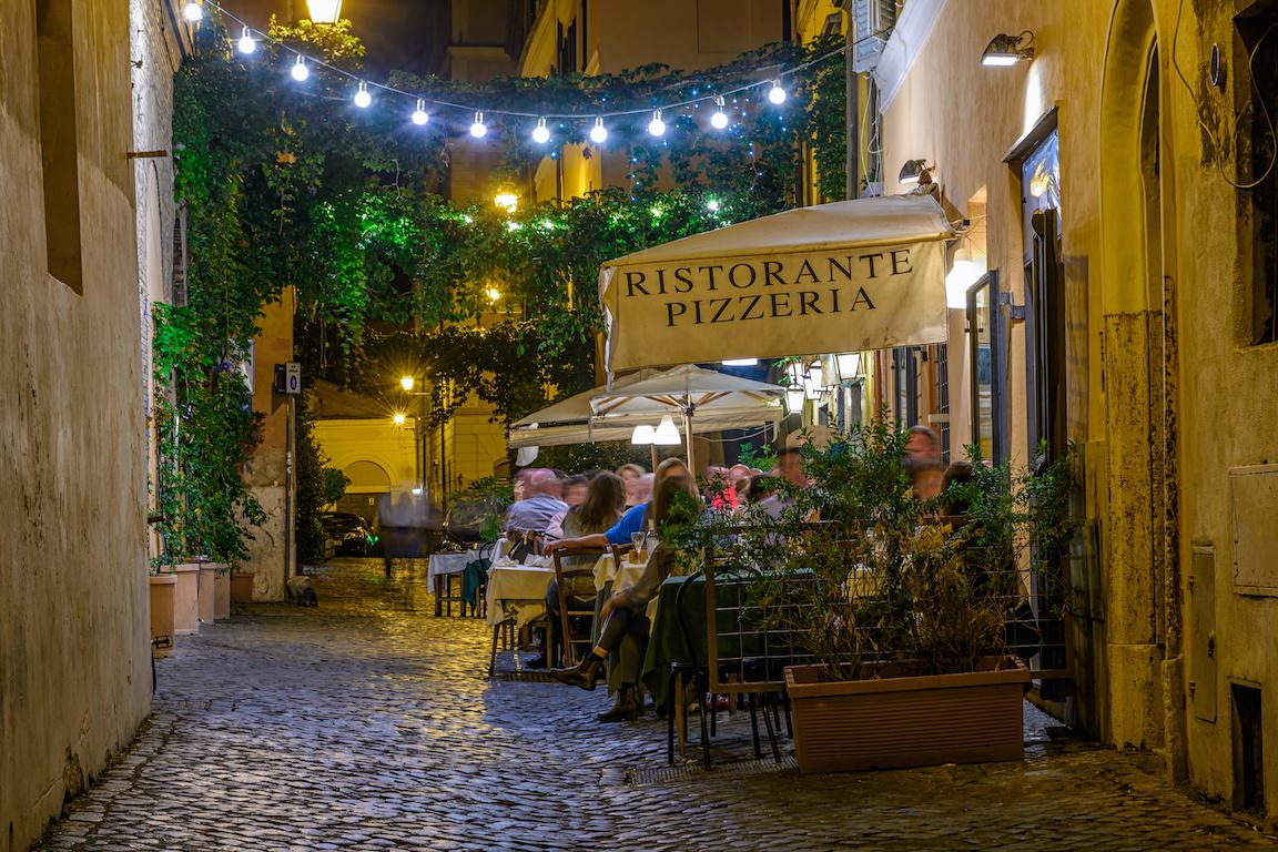Rome terrasse