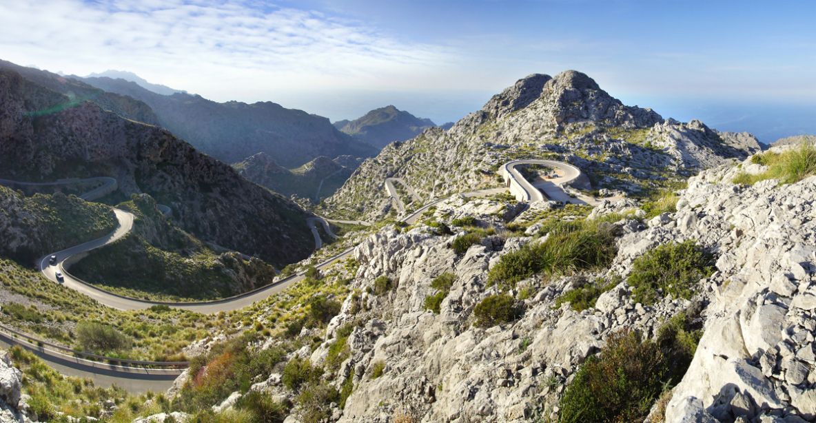 Route de Sa Calobra, Majorque