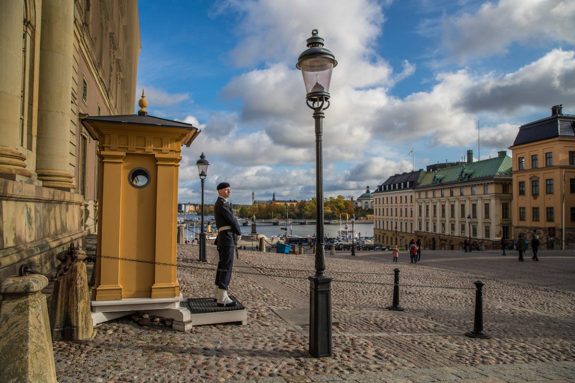 Stockholm Kungliga Slottet