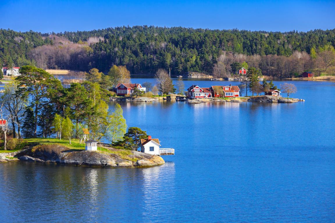 Stockholm archipel