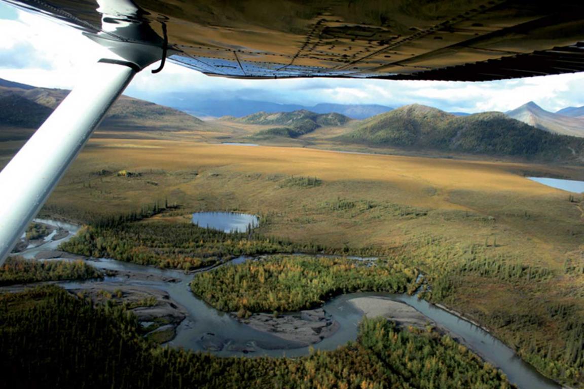 Survol Yukon