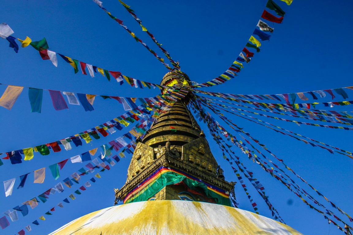 Swayambhunath ©Bertrand Linet