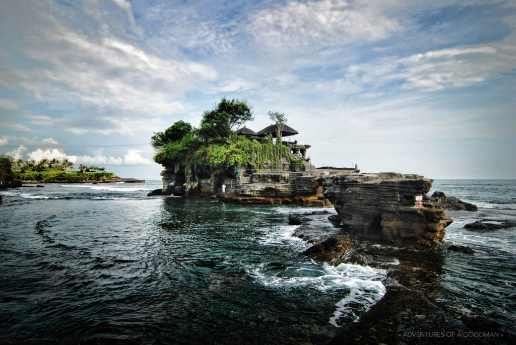 Tanah Lot ©Greg Goodman