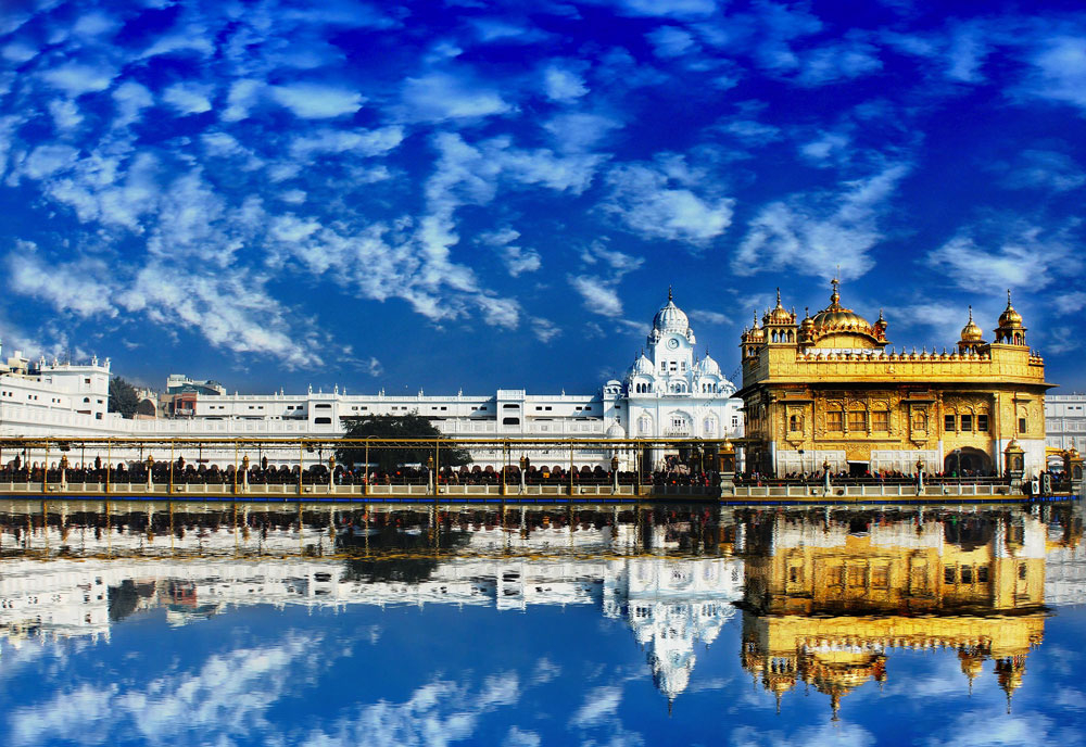 Temple Amritsar en Inde