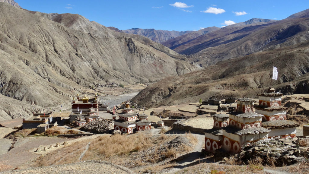Trek au Dolpo - Népal ©Bruno Rijsman